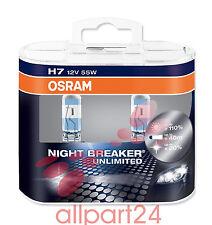 Osram 64210nbu-hcb Night Breaker Unlimited H7 Lampada alogena per Proiettori Co