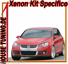 Hid Xenon Kit Volkswagen Golf VI Completo adattatori