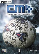 Championship Manager 4 (PC: Mac, 2003)
