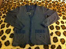 NEW Fresh Jive Northern Lights MENs Cardigan sweater Sz S Supreme Obey Hundreds