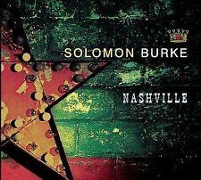Solomon Burke : Nashville Soul/R & B 1 Disc Cd