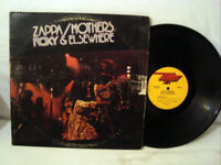 ZAPPA MOTHERS ROXY AND ELSEWHERE