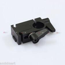 Cable Lock HDMI Saver Rod Clamp Railblock fr 15mm Rod Support SLR Rig Stabilizer
