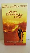 What Dreams May Come (VHS 1998) Robin Williams, Cuba Gooding Jr, VHS2-19