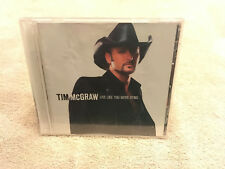 Tim McGraw Live Like You Were Dying CD 04 Curb Playgraded