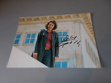 Ulrike Folkerts  Tatort Ludwigshafen signed signiert Autogramm auf 20x28 Foto