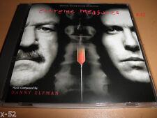 EXTREME MEASURES soundtrack CD score DANNY ELFMAN ost Hugh Grant Gene Hackman