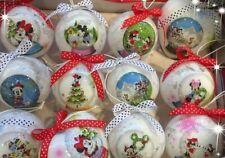 Palle di Natale Topolino&Minnie