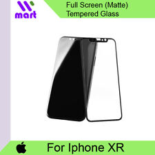 Matte Tempered Glass Screen Protector For Apple Iphone XR