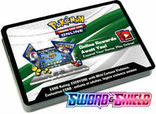 50x Sword and Shield Unused Pokemon Online Booster Codes In Hand Sent Fast