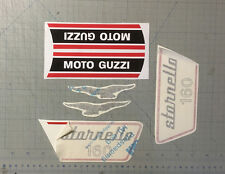 Kit Moto Guzzi Stornello 160  - adesivi/adhesives/stickers/decal