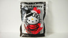 Hello Kitty Fairy Tales CHINA McDonald's PLUSH Toy Mcdelivery Witch NEW SEALED