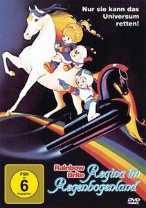 Regina im Regenbogenland - DVD deutscher Ton - Regina Regenbogen der Film
