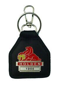 1955 Holden Real Leather Keyring / Keyfob