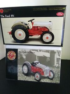 PRECISION SERIES The 1950 Ford 8N Tractor No. 362 Ertl 1/16 Scale 1996
