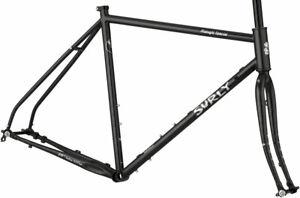 Surly Midnight Special Frameset - 650b Steel Black 46cm