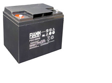 BATTERIA FIAMM FGC23505 12V 35A PIOMBO GEL CICLICA RICARICABILE AGM*CONSEGNA 5GG