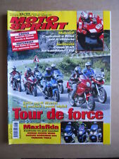 MOTOSPRINT n°32/33  2004 [Q79]  Test HONDA SILVER WING SUZUKI BURGMAN 650