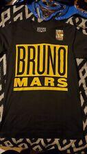 Bruno Mars 24k Magic Tour TEE T SHIRT sz Small S Nwt resell Pop music New