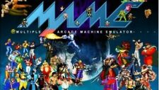 MAME Arcade 6,000+ Game Collection (32GB USB)