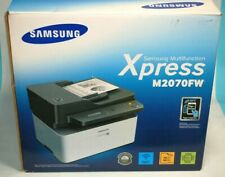 Samsung Xpress M2070fw All-in-One B/W Laser Printer (115 pages printed)