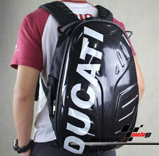 Hard Shell Motorcycle Backpack Laptop Helmet Carry 2L Water Bag Hydration Pack B