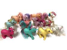 Vintage 80's G1 My Little Pony  Bundle Lot B  MLP