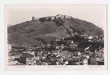 RPPC,Malaga,Spain,Castillo de Gibralfaro,Andalusia,c.1920s