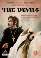 The Devils DVD (2012) Oliver Reed, Russell (DIR) cert 18 2 discs ***NEW***