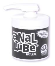 Doc Johnson Anal Lube-Natural Basado en Aceite Lubricante 140ml