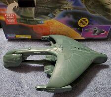 RARE 1993 Playmates Star Trek Romulan Warbird  The Next Generation