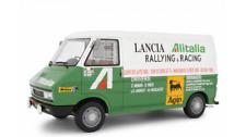 Fiat 242 Assistenza Lancia 1974 1:18 Model LAUDO RACING
