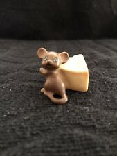 josef originals figurines Mouse With Cheese