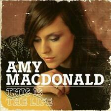 AMY MACDONALD - THIS IS THE LIFE NEW VINYL RECORD