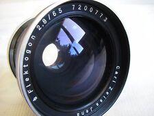 Carl Zeiss Jena Flektogon 2,8/65 f2.8/65 Wide-Angle Lens Pentacon Six TL Camera