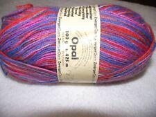 New listing Sock Yarn Opal Neon Color 1935 Wool
