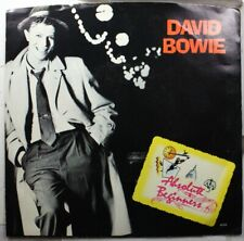 Rock Picture Sleeve 45 David Bowie - Absolute Beginners (Edited Version) / Absol