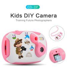 Portable Kids Digital Camera Amkov CD-DF Camcorder  For Children Birthday Gifts