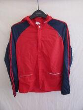 Veste coupe vent vintage années 80 Adidas Ventex Rouge Taille XS