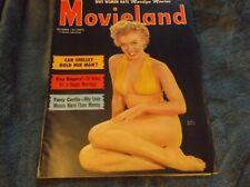 New listing Marilyn Monroe on Movieland  Pin-up _ 1952  Magazine💘 Wonderful Shape*