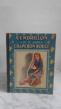 Cendrillon Et Le Petit Chaperon Rouge - 1952 - Illustrations De Guy Sabran