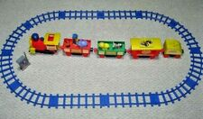 Up for Sale is a Vintage Pre-owned Circus Train Express complete train set by