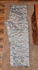 USAF Tiger Stripe Camo GoreTex APECS All Purpose Trousers Pants Size XL NWOT