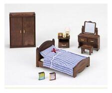 Sylvanian Families - Master Bedroom Furniture Set - 5039