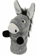 Donkey Golf Animal Headcover Driver Head Cover Daphnes Golf Club Cover