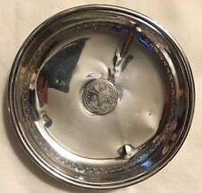 Middle Eastern Coin Bowl Dish 800 Silver
