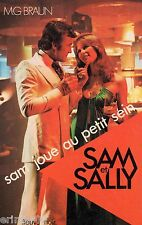 SAM et SALLY / SAM joue au petit sein / M.G. BRAUN // Fleuve Noir / 1ère Edition