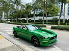 2019 Ford Mustang 2.3 Convertible Ford Mustang 2.3, Loaded Camera, and more!!