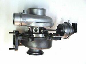 Turbocharger for Iveco Hansa / Mitsubishi Canter Fuso 3.0 d 504371348 Turbo