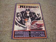 Havok & Wolverine Meltdown #1 (1988) Prestige Format Epic Comics NM/MT
